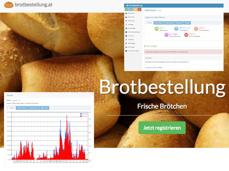 Brotbestellung.at